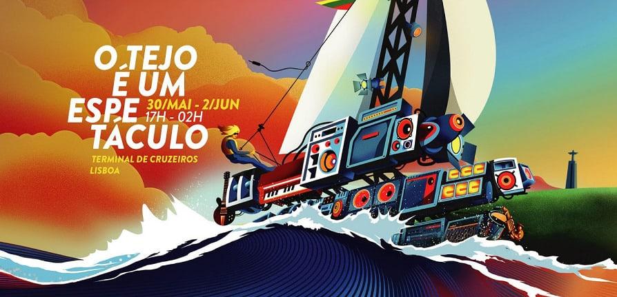 A Regata de Portugal regressa para mais uma edição e promete transformar o Tejo num grande espetáculo não só no rio mas também em terra.|||