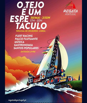 REGATA DE PORTUGAL 2019 | TEJO – LISBOA