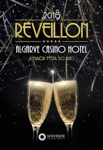 RÉVEILLON 2018-2019 ALGARVE CASINO HOTEL