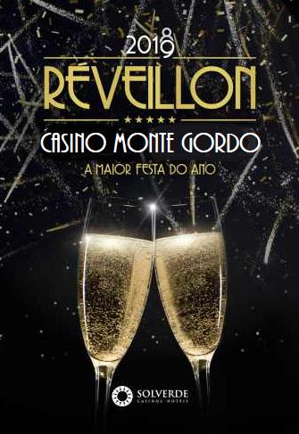 RÉVEILLON 2018-2019 CASINO MONTE GORDO