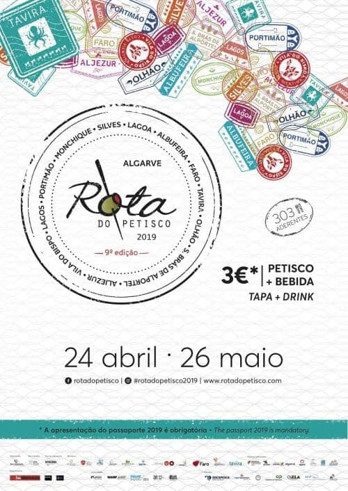 ROTA DO PETISCO 2019 TAVIRA