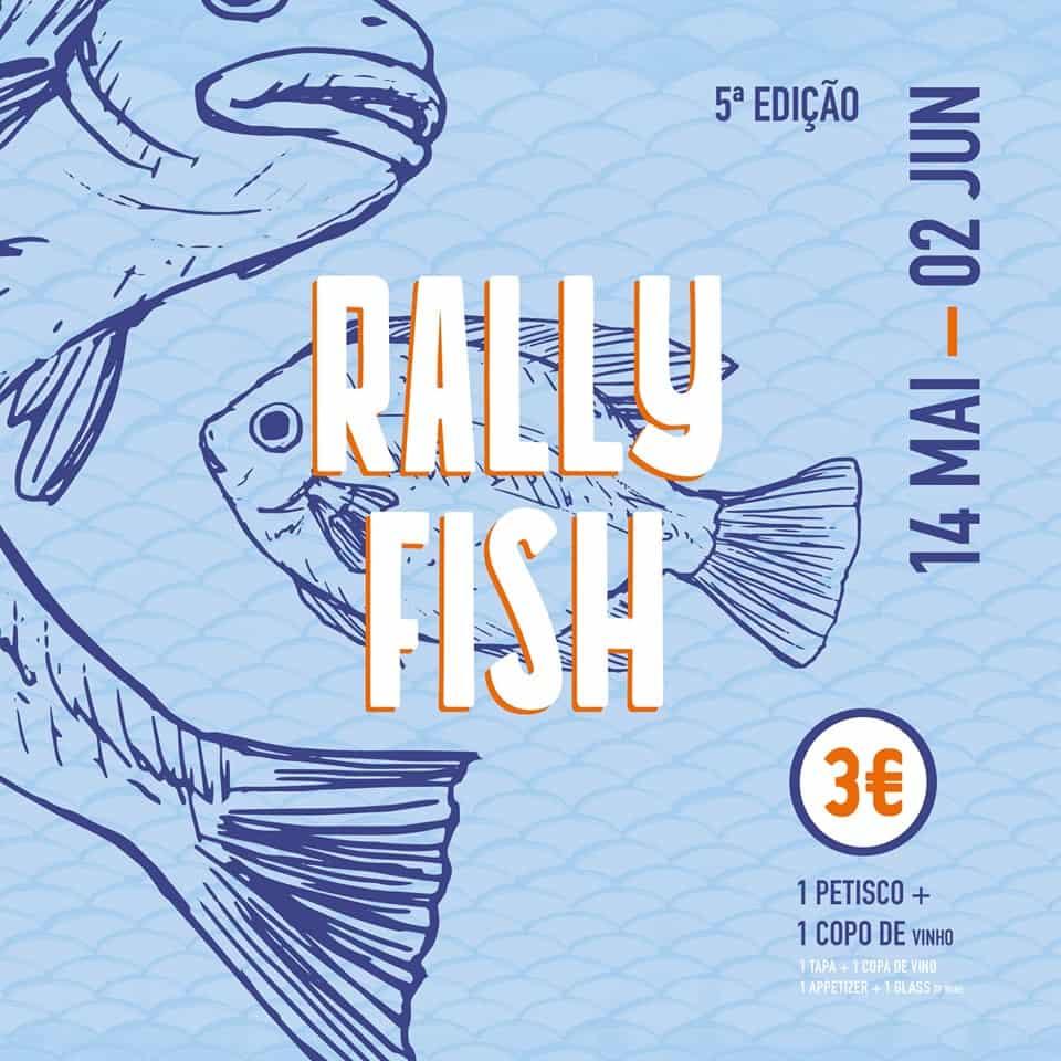 ROTA GASTRONÓMICA RALLY FISH 2019 MATOSINHOS