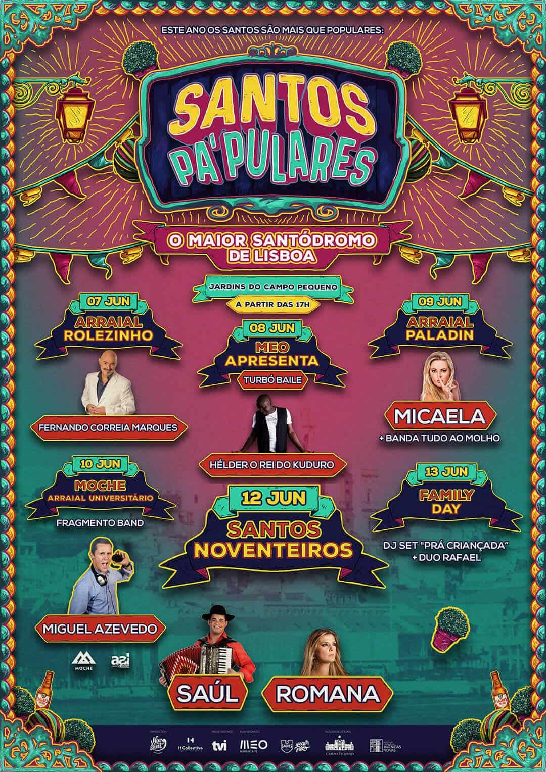 ARRAIAL CAMPO PEQUENO 2019 – SANTOS PA'PULARES