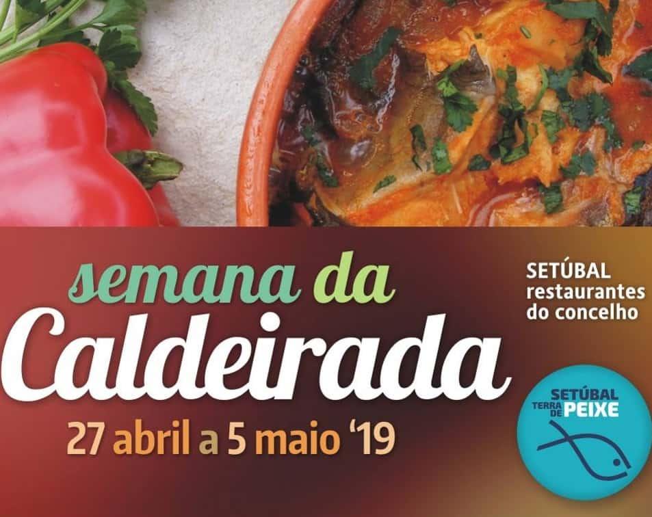 SEMANA DA CALDEIRADA 2019 SETÚBAL
