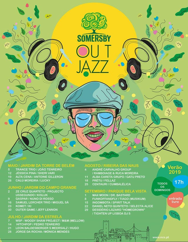SOMERSBY OUT JAZZ 2019 – PROGRAMA GERAL
