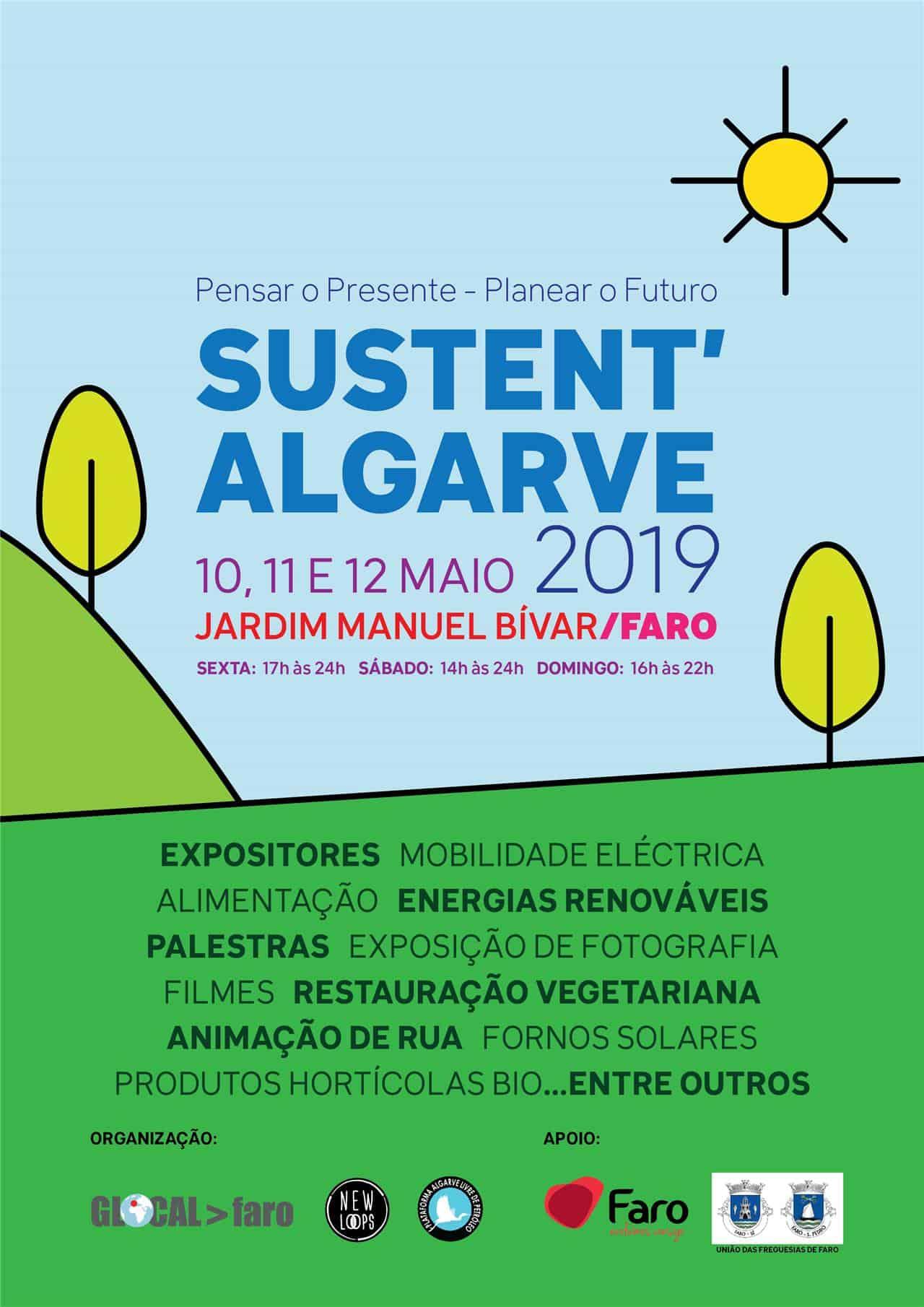 SUSTENT'ALGARVE 2019 FARO