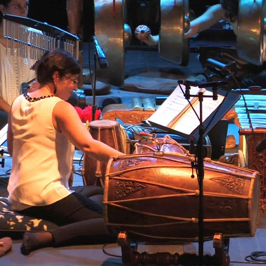 Uma explosão de ritmos é o que vai acontecer no Museu do Oriente com o ateliê de Tambores das ilhas de Java e Bali