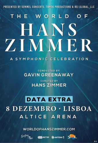THE WORLD OF HANS ZIMMER – A SYMPHONIC CELEBRATION | ALTICE ARENA