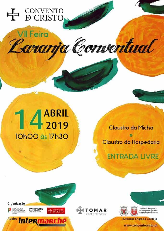 VII FEIRA DA LARANJA CONVENTUAL 2019 – TOMAR