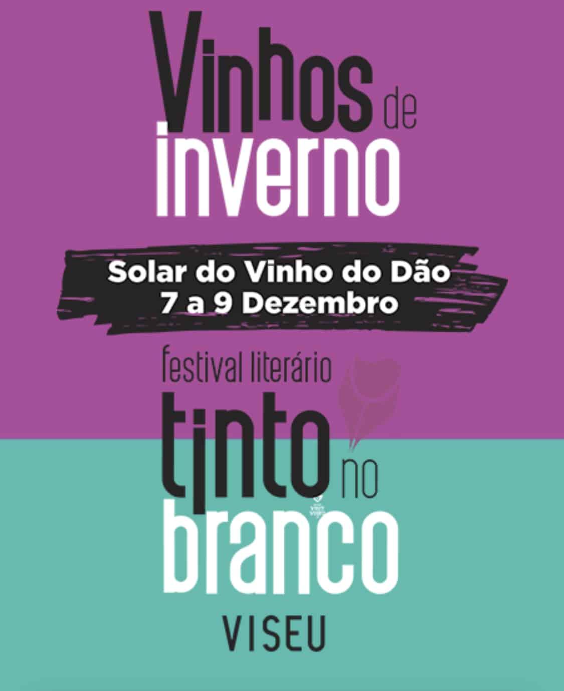 VINHOS DE INVERNO – FESTIVAL LITERÁRIO DE VISEU 2018