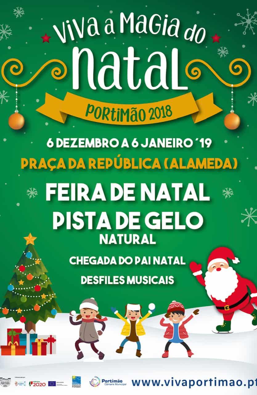 VIVA A MAGIA DO NATAL 2018 PORTIMÃO