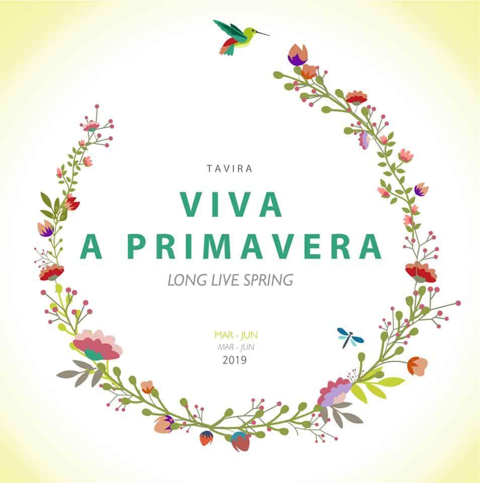VIVA A PRIMAVERA 2019 EM TAVIRA