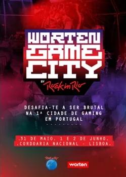 WORTEN GAME CITY BY ROCK & RIO 2019