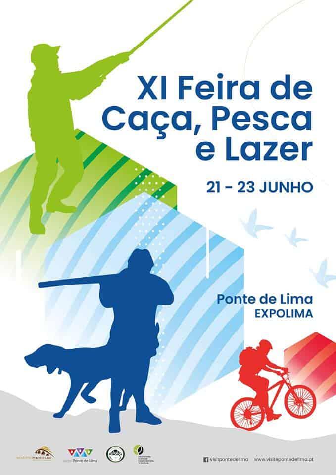 XI FEIRA DA CAÇA, PESCA E LAZER 2019 – PONTE DE LIMA