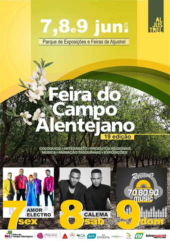 XIX FEIRA DO CAMPO ALENTEJANO 2019 ALJUSTREL
