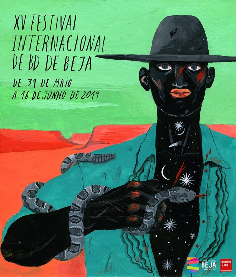 XV FESTIVAL DE BANDA DESENHADA DE BEJA 2019