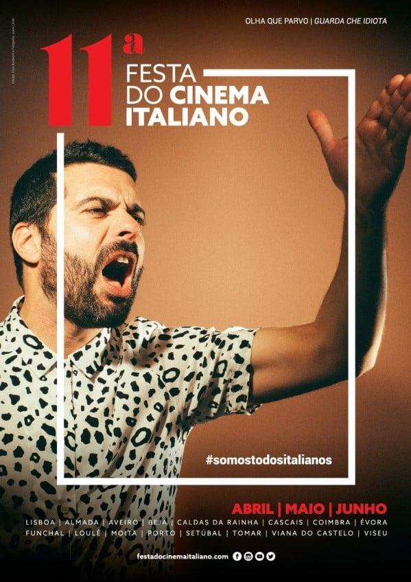 11ª FESTA DO CINEMA ITALIANO   2018