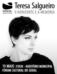 Teresa Salgueiro – O Horizonte e a Memória