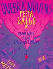 Festa Galgo IV com Iguana Garcia, Galgo e Karpov not Kasporov