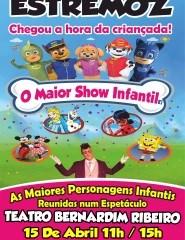 AVENTURA MÁGICA – O MAIOR SHOW INFANTIL