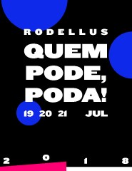Rodellus 2018 – Passe Geral