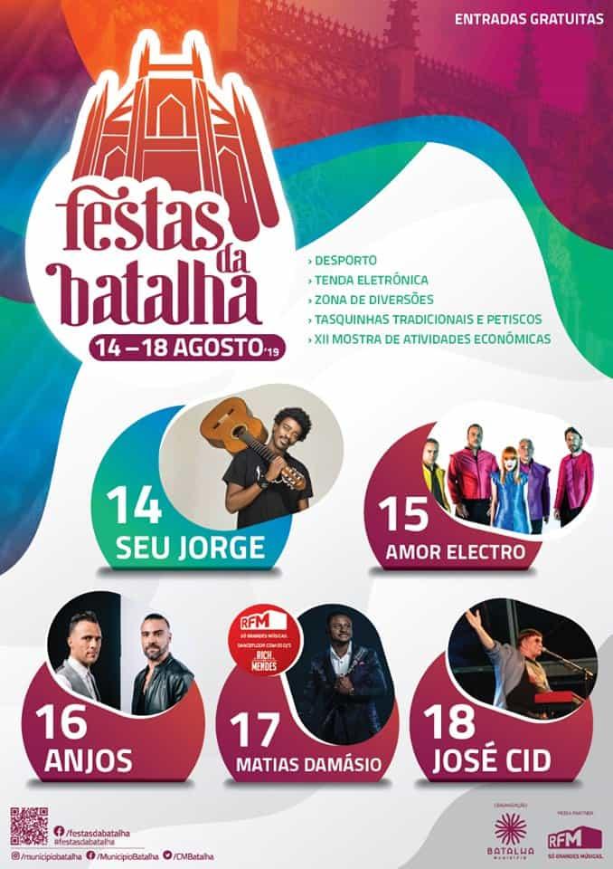 FESTAS DA BATALHA 2019
