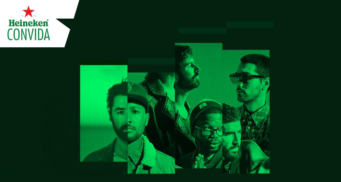 O Heineken Convida® ruma desta vez ao Algarve, onde Tiago Bettencourt e os HMB se vão transformar em 'TMB' em pleno Jardim na Villa em Vilamoura, no próximo dia 31 de julho, pelas 23:00, em mais um concerto exclusivo e imprevisível.