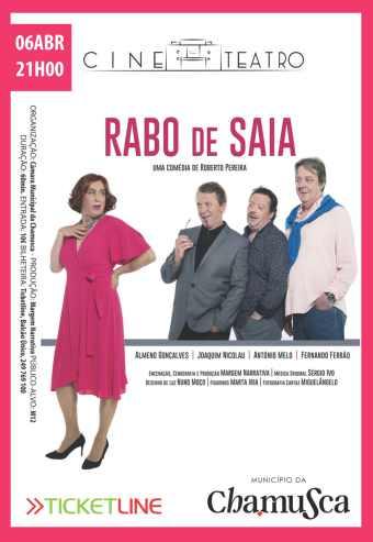 RABO DE SAIA | CINE-TEATRO CHAMUSCA