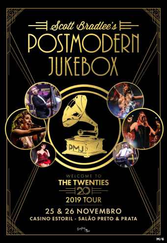 POSTMODERN JUKEBOX – WELCOME TO THE TWENTIES