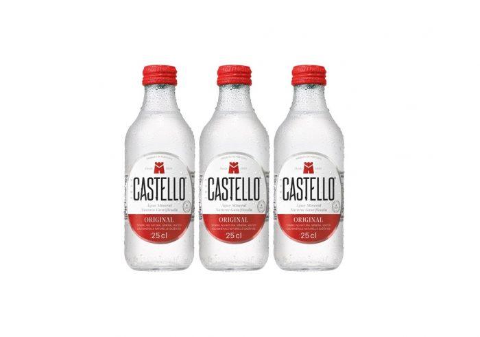 """Já pode visitar os """"120 anos da Água Castello"""" até ao final do ano, nas muralhas do Castelo de Moura. São vários os momentos históricos para conhecer e revisitar a marca Castello e uma oportunidade para conhecer mais sobre as suas origens no Baixo-Alentejo."""