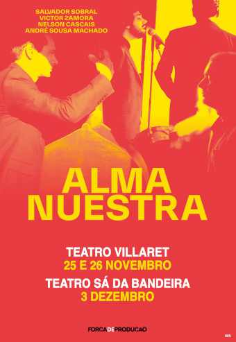 ALMA NUESTRA | TEATRO VILLARET