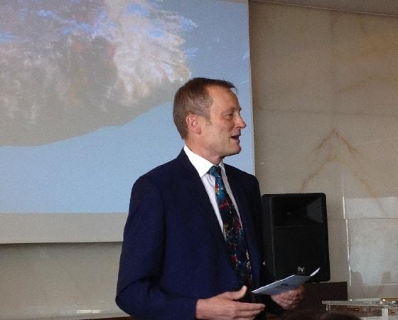 Elmar Derkitsch, Diretor Geral do Lisbon Marriott Hotel