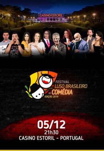 FESTIVAL LUSO-BRASILEIRO DE COMÉDIA – CASINO ESTORIL