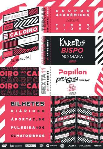 RECEPÇÃO AO CALOIRO DO ISEP 2019 | MATOSINHOS