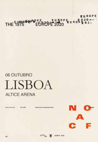 THE 1975 – 2020 EU TOUR | ALTICE ARENA