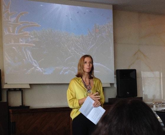 Ângela Morgado, Diretora Executiva da ANP WWF