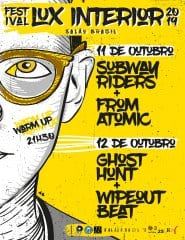 Ghost Hunt + Wipeout beat| Warm-up FESTIVAL LUX INTERIOR