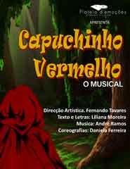 CAPUCHINHO VERMELHO – O MUSICAL