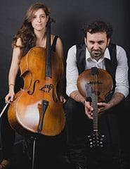Fernando Barroso & Margarida Mariño