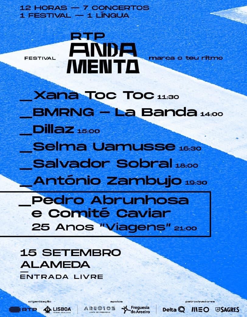 RTP ANDAMENTO | ALAMEDA D. AFONSO HENRIQUES