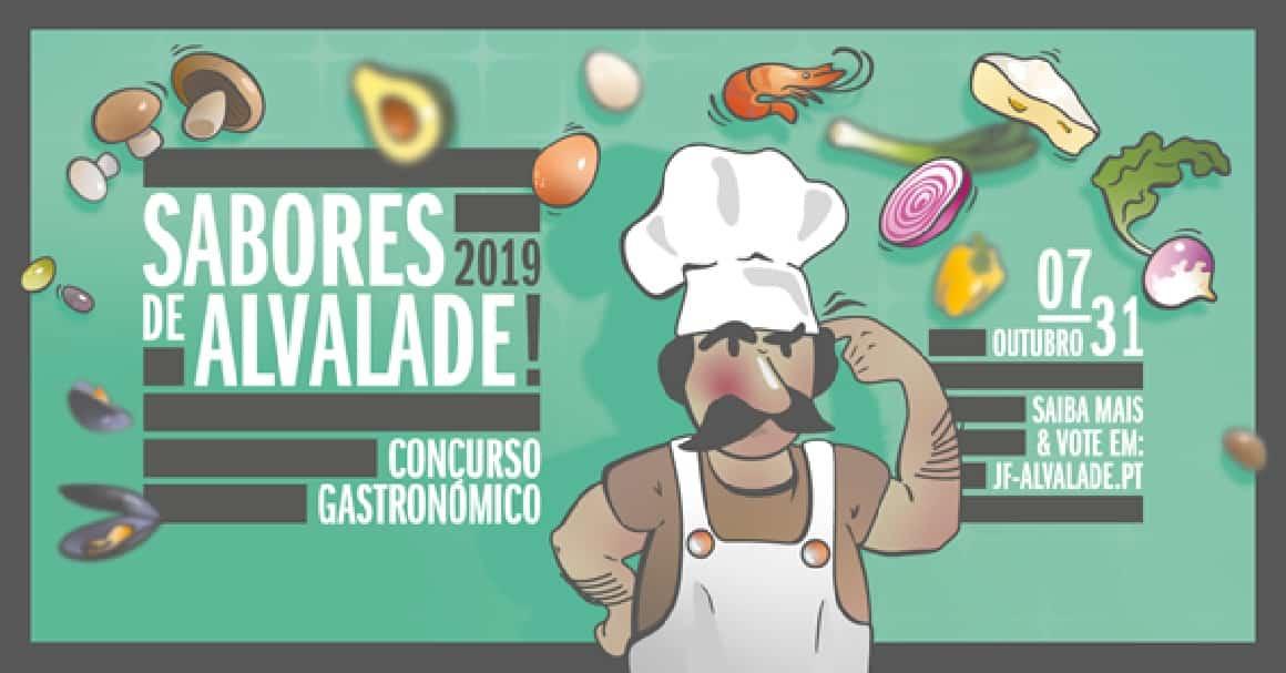 A terceira edição, do concurso gastronómico, Sabores de Alvalade, promovido pela Junta de Freguesia de Alvalade vai decorrer, entre os dias 7 e 31 de outubro.