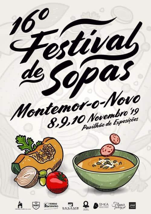16º FESTIVAL DE SOPAS 2019 | MONTEMOR-O-NOVO