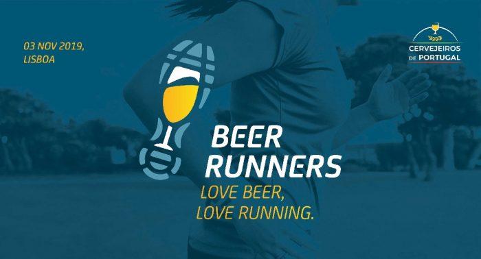 Os Cervejeiros de Portugal vão organizar a primeira Beer Runners em Portugal, no próximo dia 3 de Novembro. A iniciativa, com partida às 10h00 da Praça do Império, em Belém, vai juntar dois aspetos relevantes da cultura portuguesa: a atividade física e o ato social de partilhar uma cerveja.