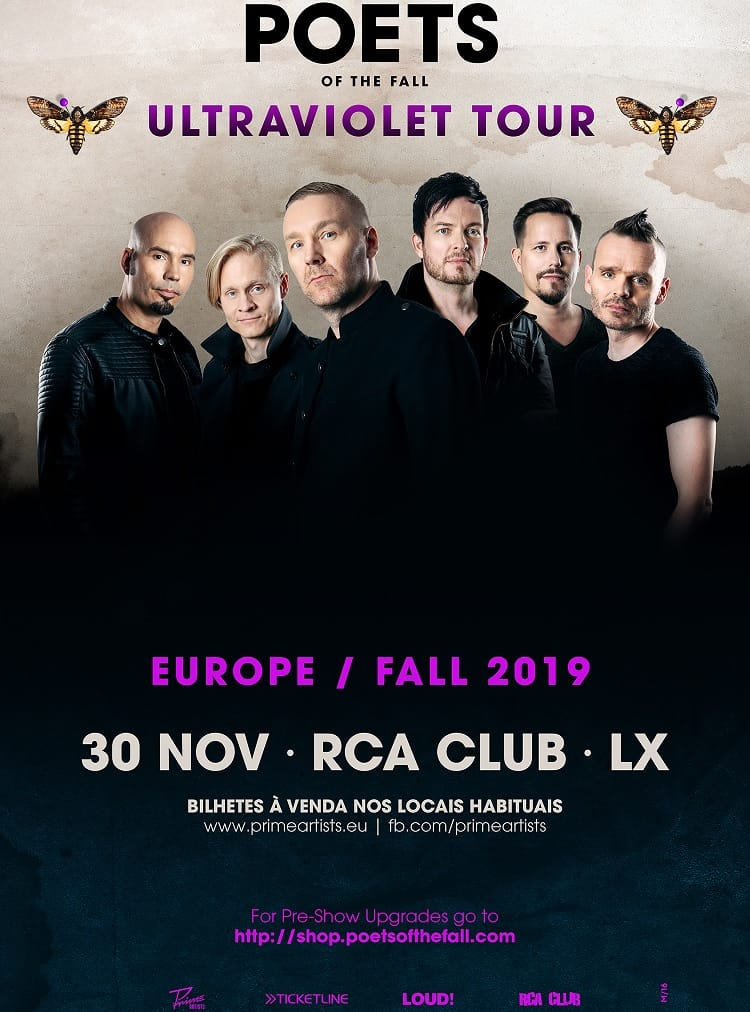 POETS OF THE FALL + GUEST | RCA CLUB