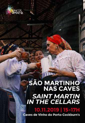 SÃO MARTINHO NAS CAVES | GAIA