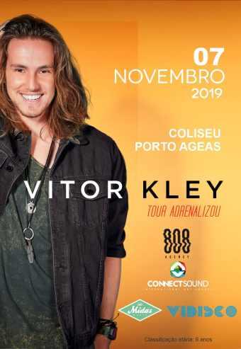VITOR KLEY – TOUR ADRENALIZOU | PORTO