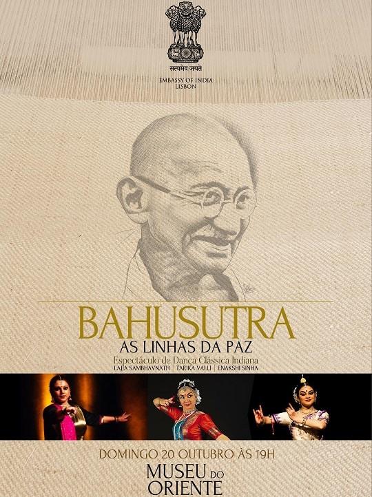 BAHUSUTRA: Espetáculo de Dança Clássica Indiana | MUSEU ORIENTE