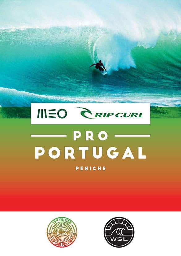 MEO RIP CURL PRO PORTUGAL 2019 PENICHE