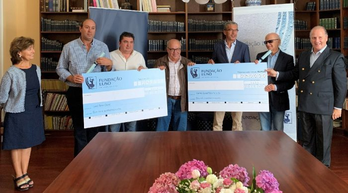A Fundação Luso premiou o Centro Social Comendador Melo Pimenta e o Luso Ténis Clube na 11ª edição do Prémio de Empreendedorismo, pelo papel dinamizador destas instituições no Luso.
