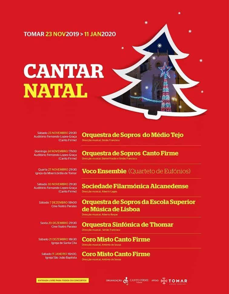 CANTAR NATAL 2019 – TOMAR